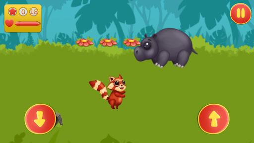恋爱的红色熊猫--野外的激情