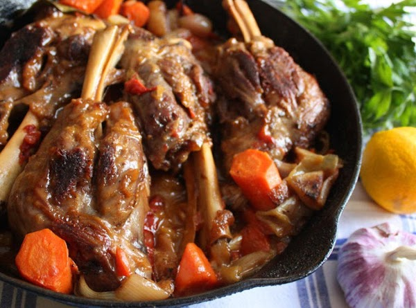 Sunday Lamb Recipe