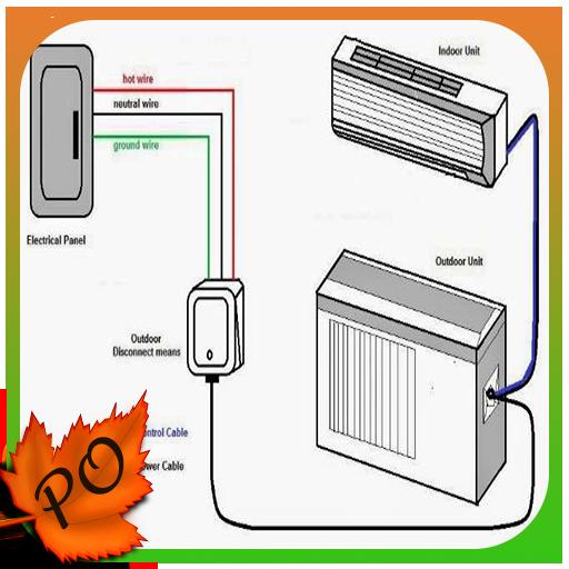 App Insights: AC Wiring Diagram App - Electrical System ... on a c parts diagram, a c system diagram, a c relay diagram, a c compressor diagram, a c flow diagram, a c clutch diagram, a c components diagram, a c circuit diagram, a c schematic diagram,