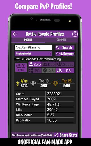 Companion for Fortnite & Fortnite Battle Royale cheat hacks