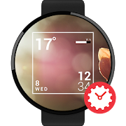 Andante watchface by Tove