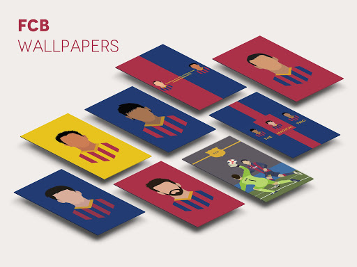 Wallpapers for FC Barcelona