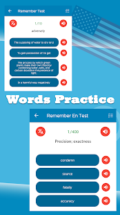 TOEFL Essential Words- screenshot thumbnail