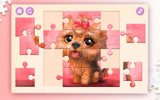 Kids Puzzles for Girls  screenshots 8
