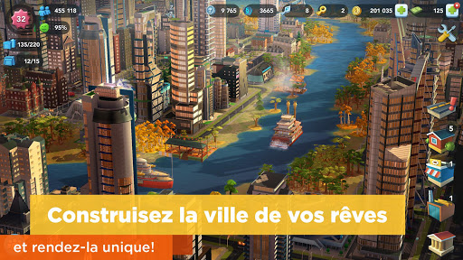Code Triche SimCity BuildIt APK MOD (Astuce) screenshots 1