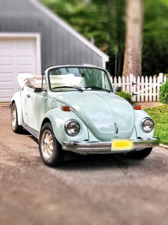 1978 VW Beetle Convertible Hire NJ 08057
