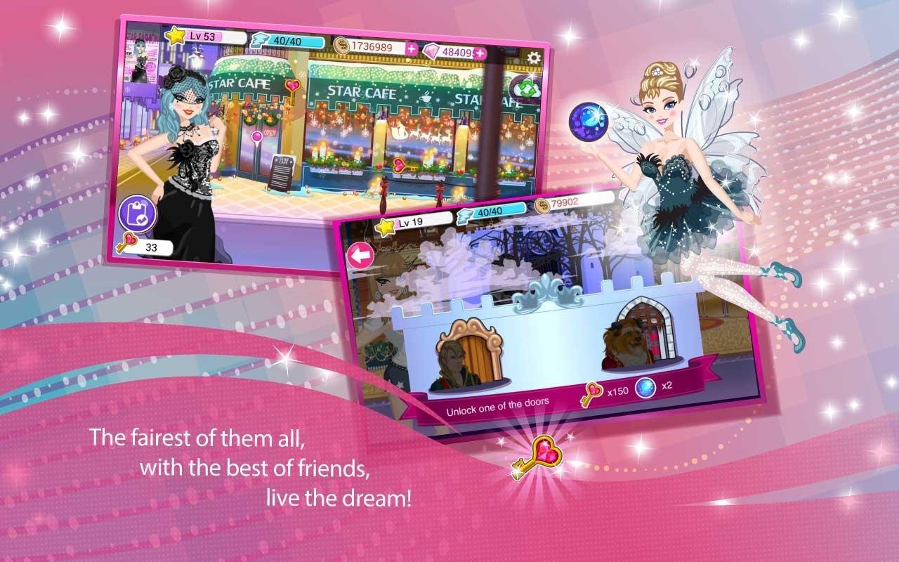 Star Girl: Princess Gala- screenshot