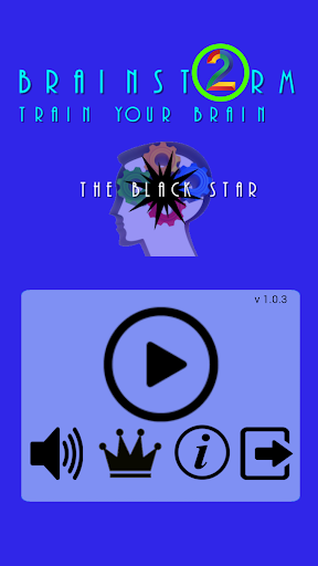 BRAIN STORM 2: the black star