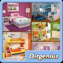 Kid Bedroom Design Ideas icon