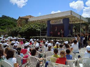 Photo: Mr. Bright sul palco di Carasco - giugno 2014