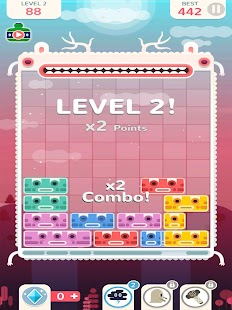 Slidey®: Block Puzzle Screenshot