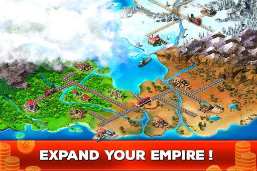 Idle Train Empire ss2