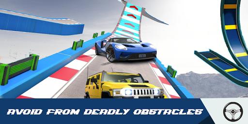 Car Stunts Racing 3D - Extreme GT Racing City android2mod screenshots 7