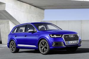 Audi pondr� en venta las primeras unidades del SQ7 TDI a mediados de mayo