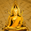 Thai Buddhist Calendar 2021 icon