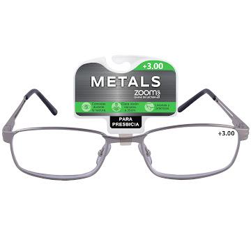 Gafas Zoom Togo Lectura   Metals 2 Aumento 3.00 X1Und.