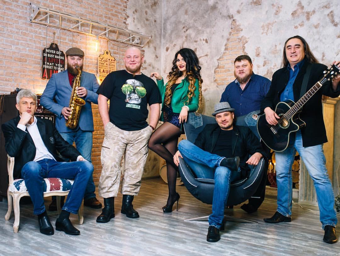 VIP-Кавер-группа