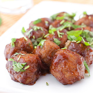 Party Meatballs.