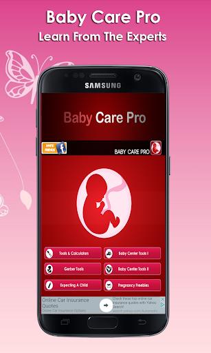 Pregnancy Help & Baby Tools Screenshot