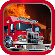 3D Fire Rescue Truck Simulator