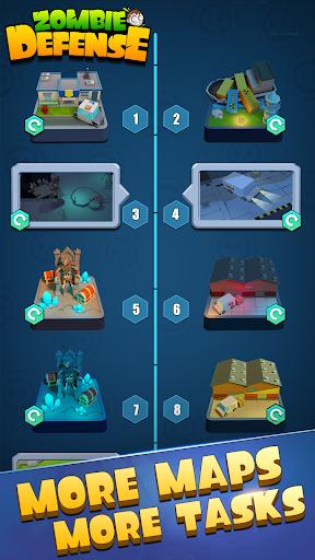 Zombie Defense: Battle Or  Death 0.3 screenshots 4