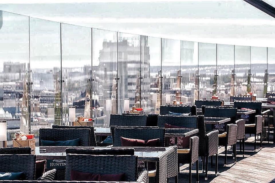SKY8 Terrace & Grill в Казани