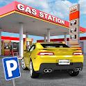 Gas Station: Car Parking Sim icon