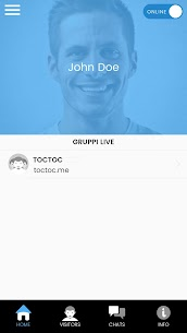 TocToc video live chat 1.2.3 APK Mod Updated 2