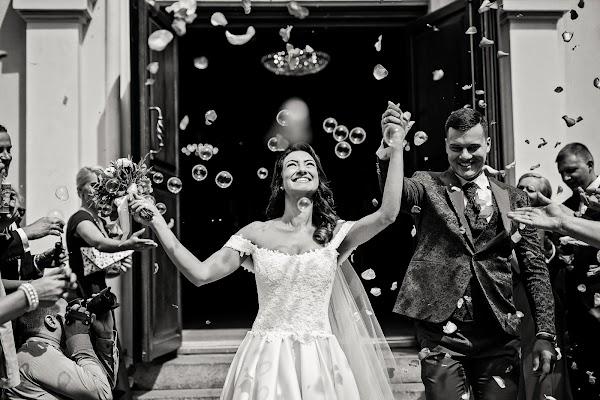 Wedding photographer Sandra Patapiene (Fotoidile). Photo of 08.11.2017