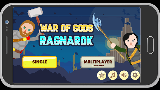 War of Gods : Ragnarok 1.0.0 screenshots 1