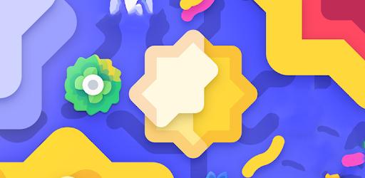 unique, shapeless, colorful!