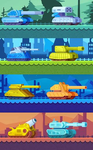 Tank Firing - FREE Tank Game 1.3.1 screenshots 7