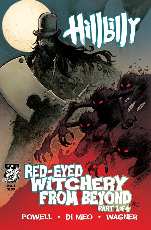 Hillbilly: Red-Eyed Witchery from Beyond (2018) - complete
