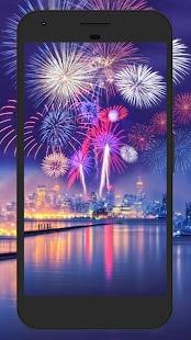 Firework 2018 Wallpaper - náhled