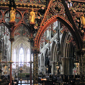 Amazing Workmanship by Terry Saxby - Buildings & Architecture Places of Worship ( god, europe, church, cathedral, worship,  )