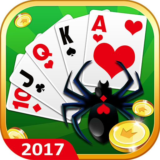 Solitaire - Spider Card Game
