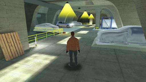 Golf Drift Simulator  captures d'écran 2