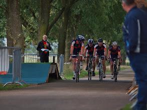 Photo: Finish van Team Martens