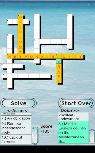 Bible Crossword FREE Apk Download 9