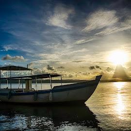 Barcos do Iguape by Aldemir Vieira - Transportation Boats (  )