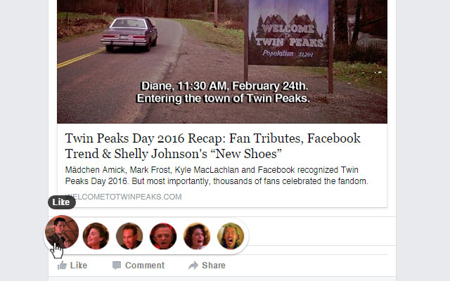 Twin Peaks Reactions