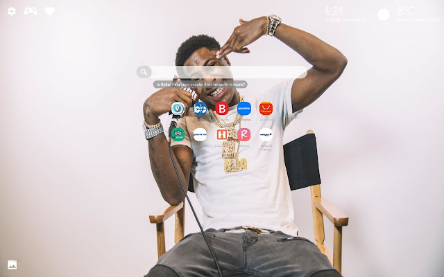 NBA YoungBoy Wallpaper HD Background