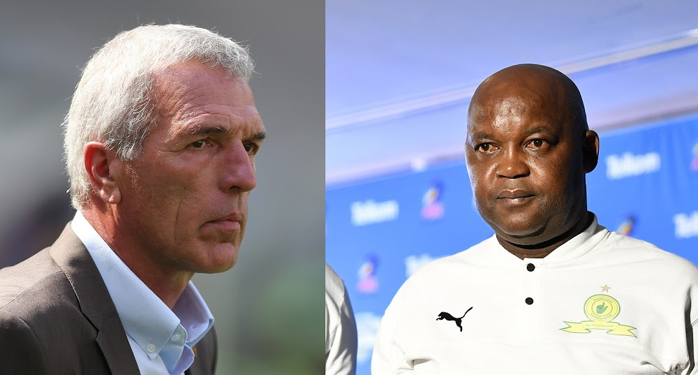 Middendorp vs Mosimane: Chiefs coach refuses to gloat