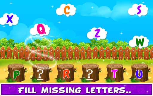Kids Letters Learning - Educational Game for Kids 1.0 screenshots 7