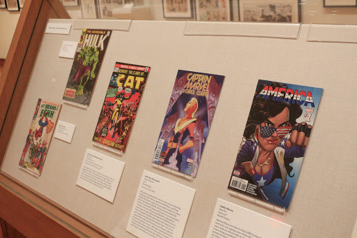 Billy Ireland Cartoon Library and Museum celebrates 100 years of women's accomplishments in cartoons and comics