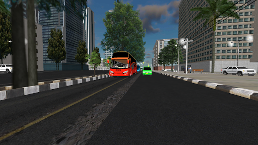 IDBS Thailand Bus Simulator 1.1 screenshots 5