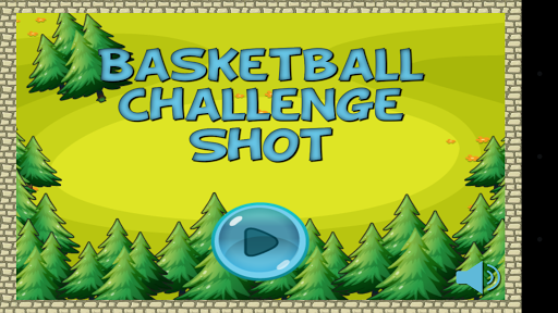Basketball Challenge Shot