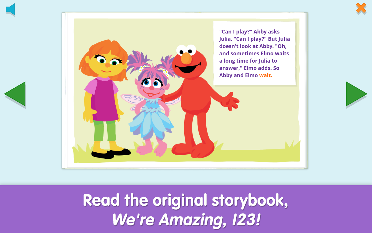 Sesame Street and Autism- screenshot