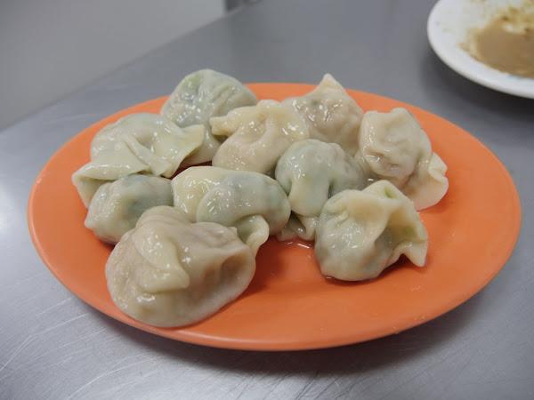 台中郭家水餃專業@北區尚德公園 : 平價好吃的土地公廟美食