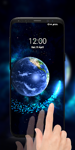 3D Live Wallpapers & Backgrounds - Tap Screenshot
